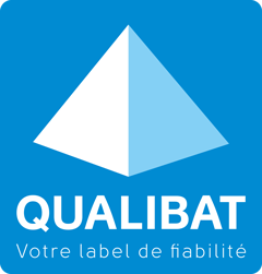 Logo Qualibat JBV Construction Alpilles