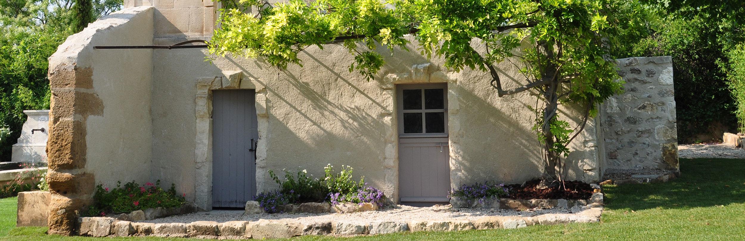 Rénovation immobilier , restauration de biens anciens en habitats confortables